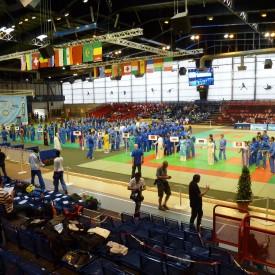 WM in Paris - Wettbewerb, aber auch Gemeinschaftserlebnis und internationaler Austausch