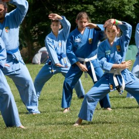 Trainingscamps sind intensives Training und viel Spaß in der Gemeinschaft